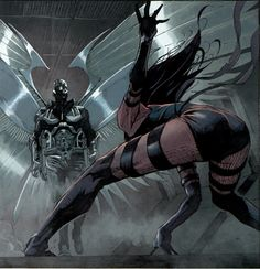 archangel x-force | Is UNCANNY X-FORCE's Archangel Headed For Comic Book Limbo?