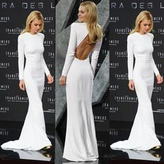 Sexy Women Long Sleeve Bandage Bodycon Evening Party Cocktail Long Maxi Dress in Clothing, Shoes & Accessories | eBay
