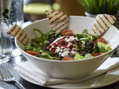A special Green salad made only for you...!!!  Enjoy your lunch break!