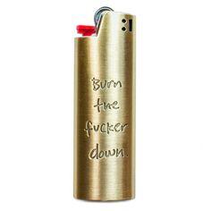 Burn It Lighter Case – Good Worth & Co.