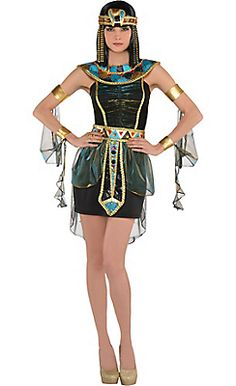 Adult Nile Goddess Costume