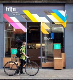 Biju Bubble Tea Rooms - Picture gallery