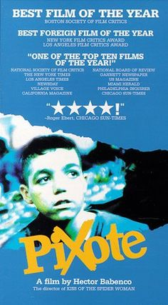 An excellent film by Hector Babenco.