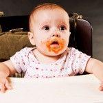 7 Consejos para darle de comer papilla a tu bebe