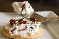Rosemary and Cranberry Spread Recipe