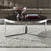 Found it at AllModern - Disk Coffee Table