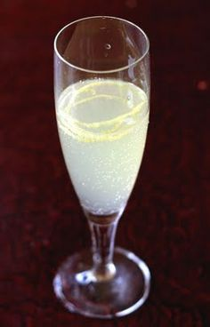 French 75 cocktail