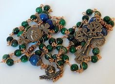 Unbreakable Rosary of Ireland by robertd5198 on Etsy