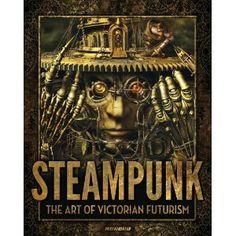 Great book - an absolute must read. Steampunk #steampunk