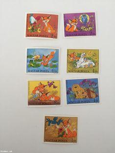 Stamp / Bélyeg / známka