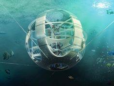 海のリサイクル工場、未来の水上都市