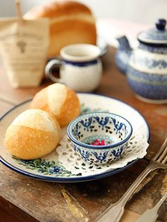 bunzlau castle-polish pottery | dinnerware + tableware