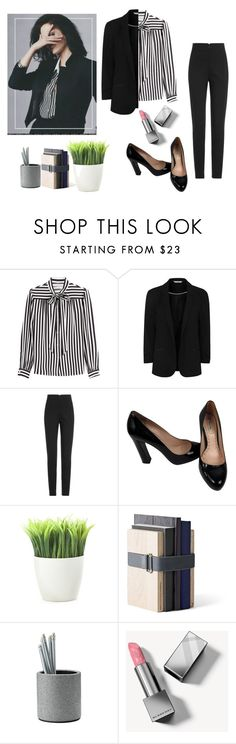 """Untitled #231"" by nicoleta3 ❤ liked on Polyvore featuring Philosophy di Lorenzo Serafini, George, Alexander McQueen, Miu Miu, Kikkerland, Menu, Graphic Image and Burberry"