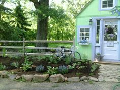 Adding to the cottage beds