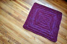 Ravelry: Jericho Baby Blanket pattern by Shana Schasteen