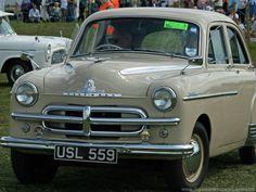 vintage cars | Classic Vauxhall Velux 1956 Vintage Car Desktop Wallpaper