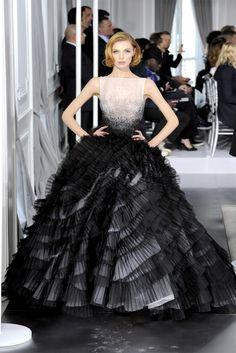 Chistian Dior Fashion Week ss12