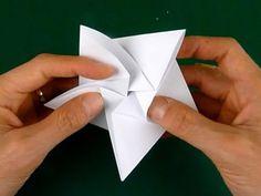 New Origami Star Ornament Snow Flake 21 Ideas Origami Star Box, Origami Stars, Origami Flowers, Origami Folding, Useful Origami, Origami Easy, Paper Folding, Origami Paper, Origami Christmas Ornament