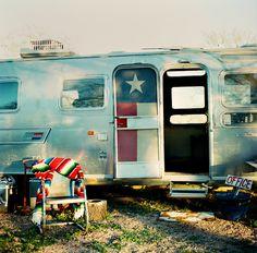 Are Airstreams bigger in Texas?