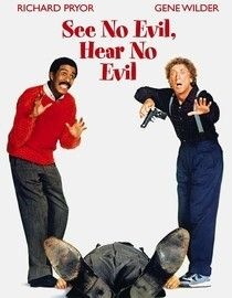 In Arthur Hiller's lighthearted comedy, Wally (Richard Pryor) is blind, and Dave (Gene Wilder) is deaf. But when a man is murdered outside the newsstand where they work, the police collar the unlikely duo and tag them as the primary suspects. The plot thickens when the pair are sprung from jail by two criminals (Kevin Spacey and Joan Severance) posing as lawyers who have something other than their clients' best interests in mind.