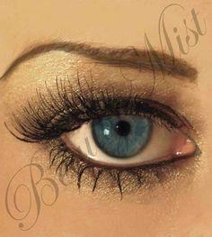 Beauty Mist eye treatments