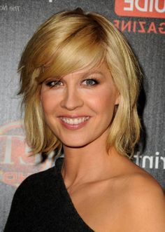 Celebrity Jenna Elfman Hair - Celebs Hair : VictorHugoHair.com ... I don't know if I'll ever be brave enough to go this short, but I like it.
