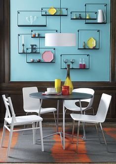 Dining Room Wall Decor - Home Ideas And Designs