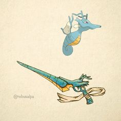 Pokemon Weapons