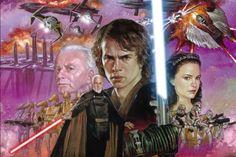 Crítica | Star Wars: Episódio III – A Vingança dos Sith (adaptação em quadrinhos da Dark Horse Comics)