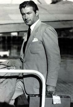 Lex Barker...again.  Okay, so this kind of hunkishness deserves a second entry!
