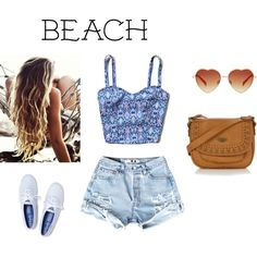 """Destroyed Shorts"" by m-isa-bell on Polyvore"