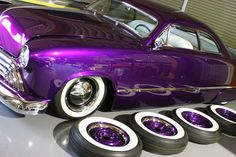 Purple beauty. Own one just like this.  Purple is a good idea