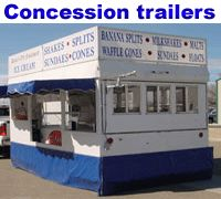 I would like to promote my restaurant more. I haven't been getting much business. I saw that there was a carnival coming up, and I thought to myself that if the customers won't come to me, I will come to them. That's when I got the idea to get a concession stand like this. I hope this idea works!