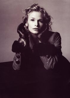 American film and television actress Kyra Sedgwick ( .. and only one degree of separation .. )
