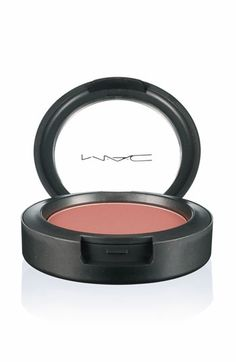 Mac satin powder blush. A little goes a long way. Really pretty shades to match any skin color...