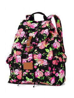 This backpack is cute!<3