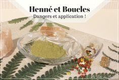 Les dangers de henné sur cheveux bouclés : Solutions - La Fille des Saisons