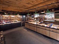 Projekt Ladenbau Bäckerei & Café im Spargelhof Schulte-Scherlebeck
