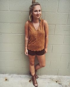 Suede and earth tones are two great styles you can add to your...
