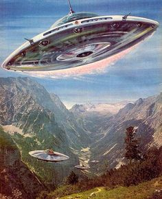 I like Horror movies, Star Wars, Super Hero's and Action Figures. Aliens And Ufos, Ancient Aliens, Fantasy Castle, Fantasy Art, Old Sci Fi Movies, Alien Photos, Hubble Pictures, Arte Sci Fi, 70s Sci Fi Art