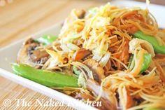 Chow Mei-Fun  skinny recipe