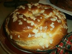 Greek Desserts, Greek Recipes, Cake Recipes, Dessert Recipes, Xmas Food, Easter Recipes, Cooking Time, Bagel, Sweet Tooth