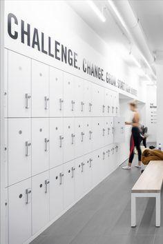 Lockers, Storage Design, Signage, Desktop, Photo Wall, Sport, Frame, Modern, Home Decor