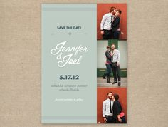 Save the Date Cards, Infographics, and Logo Design