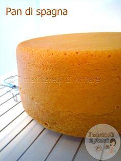 I manicaretti di Annarè: Pan di spagna senza lievito altissimo!!!
