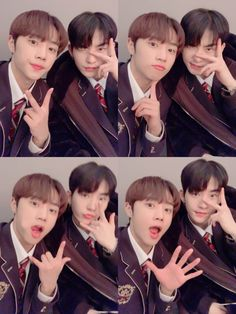 The boyz sunwoo and hwall Congratulations For Your Graduation, Bts Hoodie, Kim Sun, Sanha, Golden Child, K Idol, Youngjae, Kpop Boy, Boyfriend Material