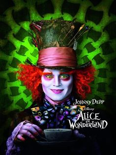 My review of Tim Burton's Alice in Wonderland and all of the wonderful nonsense that ensues.