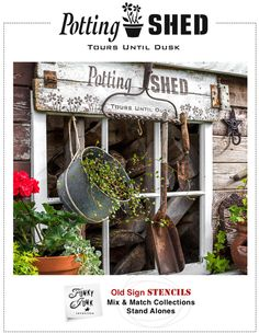 Image of Potting Shed (only)