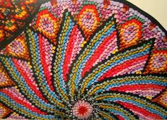 LATITUDE QUILTS: How to make Russian rug