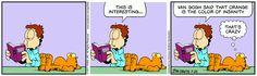 Daily Garfield Comic — Garfield - 2017-07-25